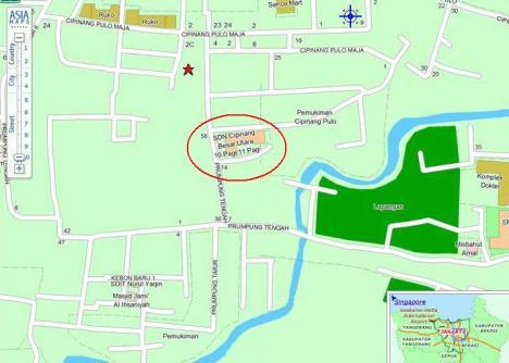Peta SDN CBU 11